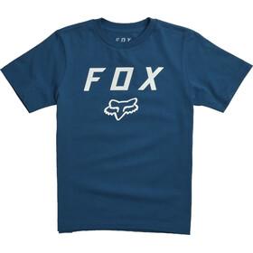 Fox Legacy Moth Camiseta manga corta Jóvenes, dusty blue
